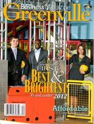 Tammy Johnson Best and Brightest Greenville Business Magazine