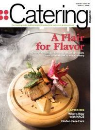 Liquid Catering featured in Catering Magazine
