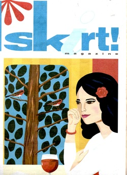 Skirt! Magazine features Liquid Catering